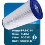 AquaPlezier Spa Filter Pleatco PRB50IN Unicel C-4950 Filbur FC-2390 Darlly SC706